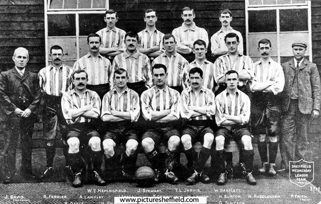 Sheffield Wednesday Football Club 1904/5