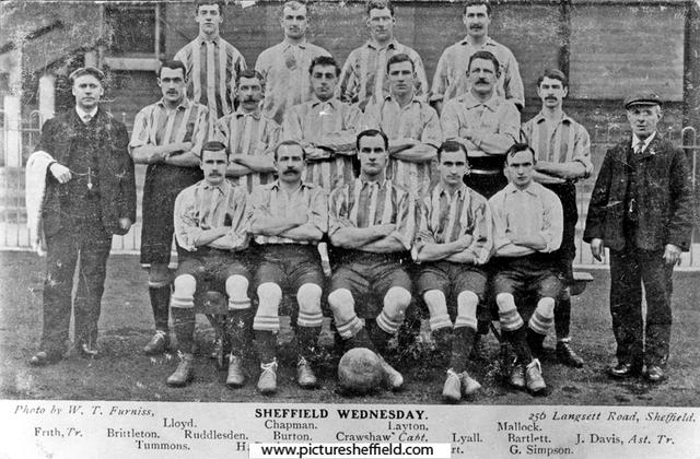 Sheffield Wednesday Football Club, 1906-1907