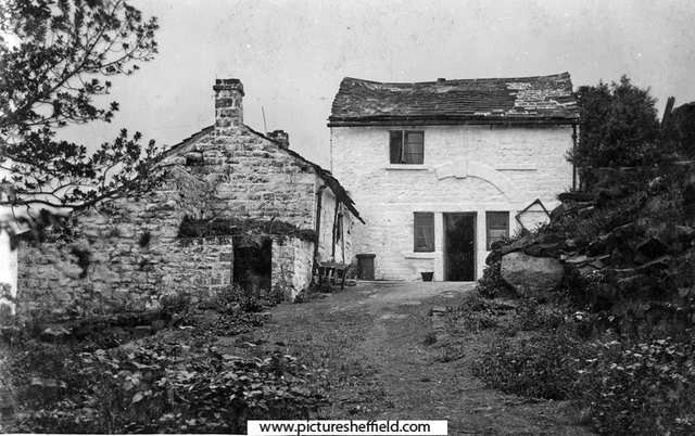 Cave House, Loxley Edge