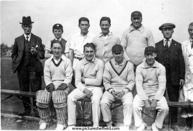 Transport Department Cricket Team
