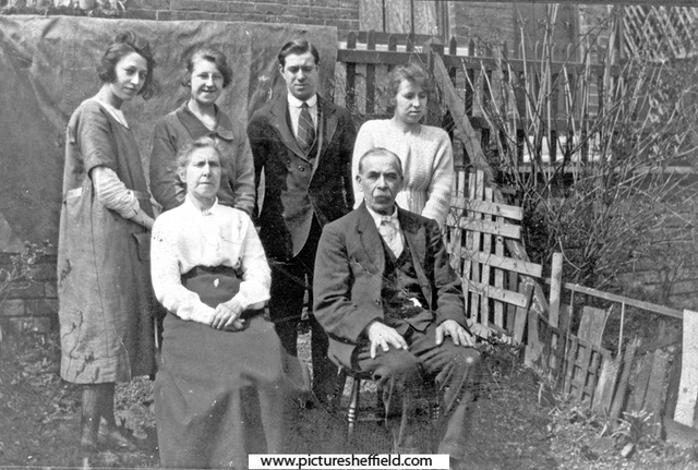 Cheetham Family