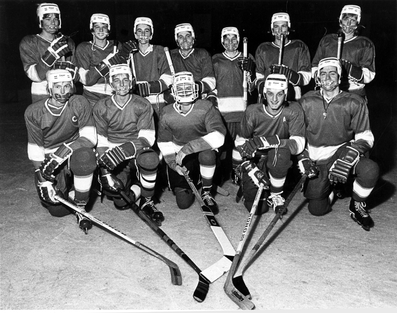 Sheffield Lancers Ice Hockey team