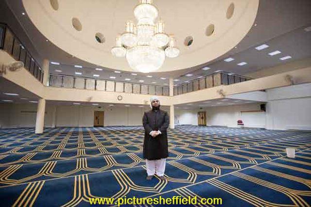 Imam Uddin, Madina Masjid (Madina Mosque), Wolseley Road