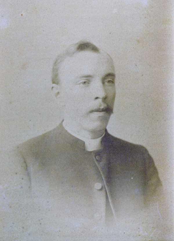 Rev. Joseph Manning, Woodhouse Wesleyan minister