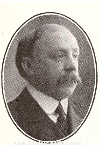 A. Ravenhill (d. 1920), Park Wesleyan Chapel