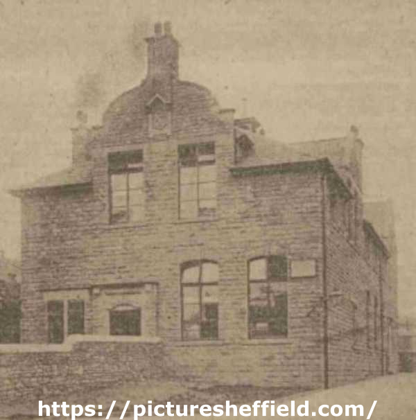 Highfield Special School, Sitwell Road