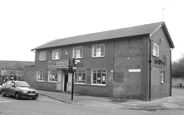 Vacant Property at the junction of Alfred Road and Woodbine Road, Brightside