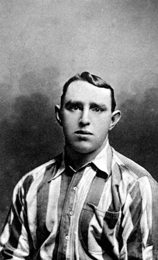 Harry Thickett (1873-1920), Sheffield United Football Club