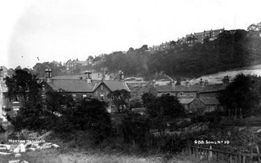 General View, Norton Hammer, looking towards Norton Hammer Lane