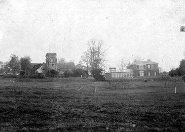 Shirecliffe Hall and Cricket Ground