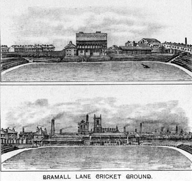 Bramall Lane Cricket Ground