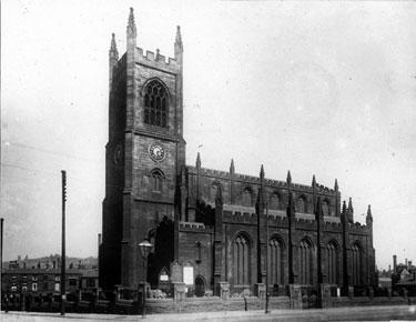 St. Philip's Church, Infirmary Road, Kelvin