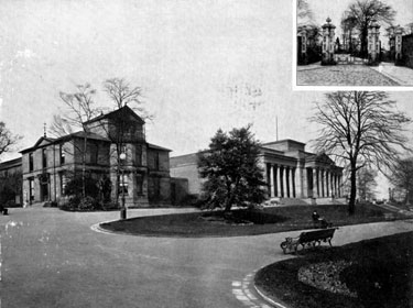 Weston Park Museum, formerly Weston Hall