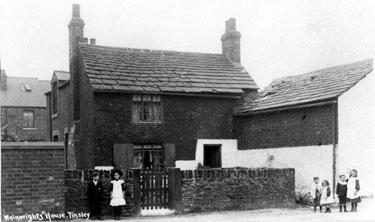 Wainwright's House, Bawtry Road, Tinsley