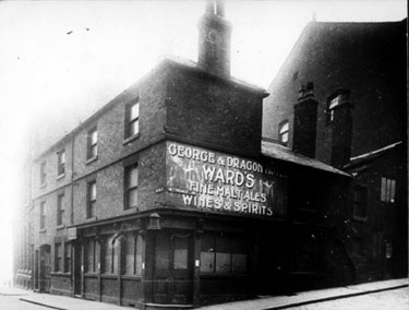 George and Dragon, Meetinghouse Lane / Bank Street