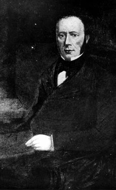 Rev. Robert Slater Bayley, Writer and Lecturer at the Sheffield's People's College.