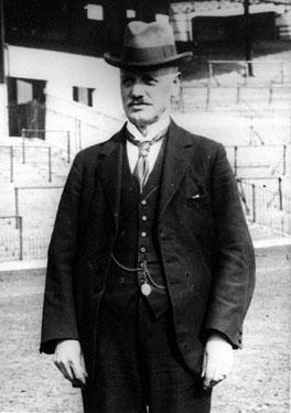 John Nicholson, Secretary, Sheffield United Football Club