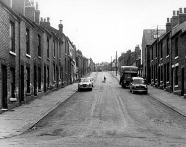 Cuthbert Road, Hillsborough, off Langsett Road
