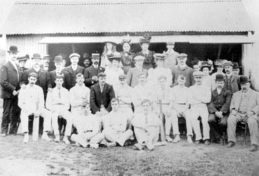 Tinsley Park Cricket Club