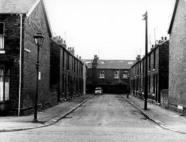 Margerison Street, Sharrow