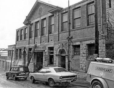 Former St. Luke's National School, Garden Street