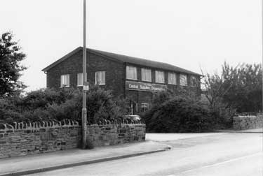 City of Sheffield, Central Supplies Organisation, Staniforth Road