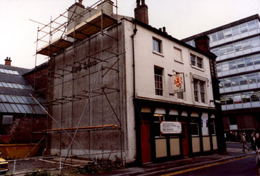 Old Red Lion Public House, Nos. 18 - 20 Holly Street