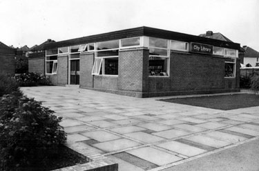 Old Gleadless Library, White Lane