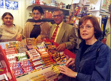 Hanif's Corner Shop, Page Hall