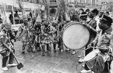 Caribbean Culture Fortnight in Fargate