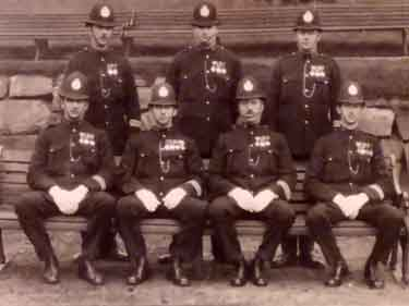 Sheffield Police Officers