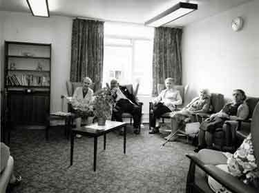 Hazlehurst Care Home, No.1 Dyche Drive, Jordanthorpe