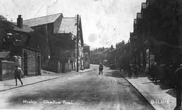Gleadless Road, Heeley