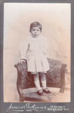 Keith Rhymer Young, c. 1895