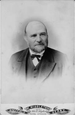 Philip Henry Ashberry (c.1835 -1909)