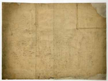 Nether Green and Stumperlowe. Draft for the map of Upper Hallam old inclosures, [1791]