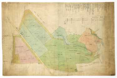 [The Ringinglow estate, the property of the late Thomas Rawson, 1827]