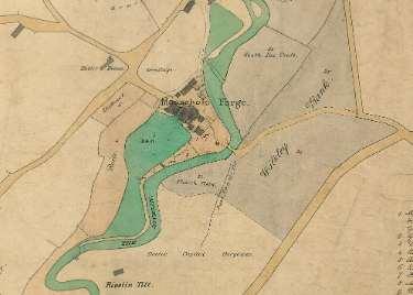 Mousehole Forge, Malin Bridge, Rivelin Valley, Rivelin, [1825]