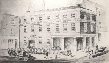 Possibly Thomas Hydes, ironmongers, Stanley Street