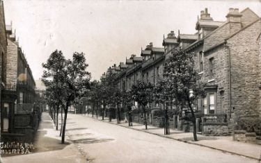 Gatefield Road, Nether Edge