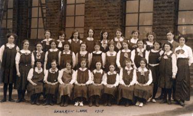 Sharrow Lane School