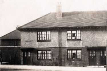 Houses on Everingham Road, Longley Estate, Southey Green