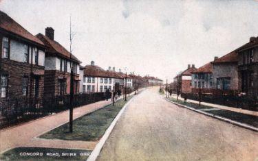 Concord Road, Shiregreen