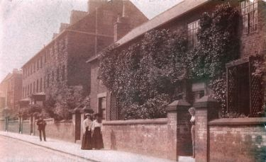 St. Barnabas Road, Highfield