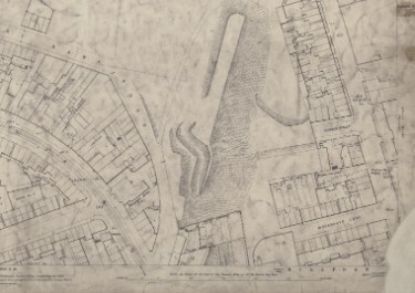 Ordnance Survey Map, sheet no. Yorkshire 294-3-13-2 (south east)