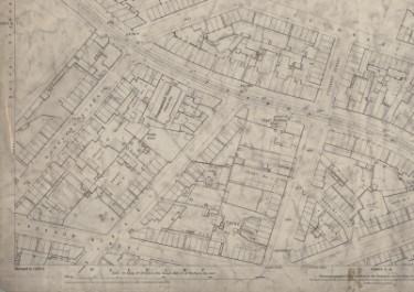 Ordnance Survey Map, sheet no. Yorkshire 294-3-12-2 (south west)