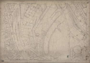 Ordnance Survey Map, sheet no. Yorkshire 294-3-19-2 (full sheet)