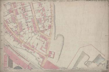 Ordnance Survey Map, sheet no. Yorkshire 294-3-20-2 (full sheet), 1888-1889