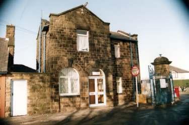 Gatehouse lodge, Lodge Moor Hospital