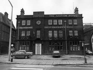The Station Hotel, No. 95 The Wicker